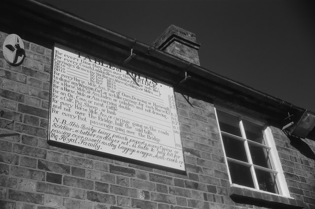 Ironbridge toll charges
