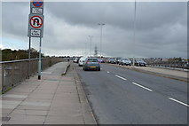 SX5054 : A379, Laira Bridge by N Chadwick