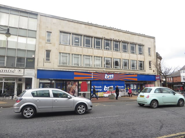 B & M Bargains, Whitley Bay