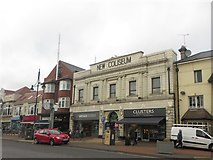 NZ3572 : Former Theatre, Whitley Bay by Graham Robson