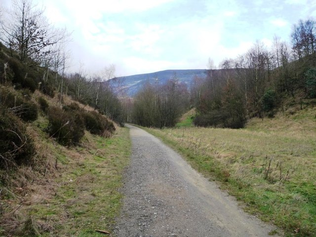 The Longdendale Trail near Reaps