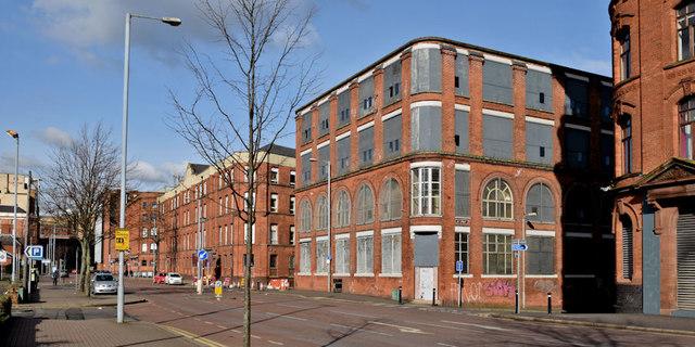 Armagh House, Belfast - February 2016(1)
