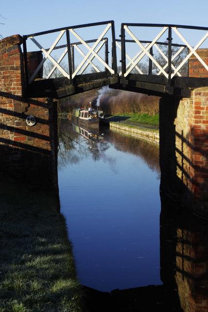 Stratford Canal, Preston Bagot