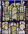 SE8904 : Detail of east window, Holy Trinity church, Messingham by J.Hannan-Briggs