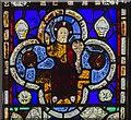 SE8904 : East window detail, Holy Trinity church, Messingham by J.Hannan-Briggs