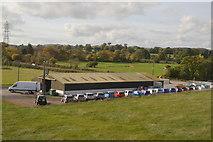 ST0209 : Big barn by N Chadwick