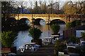 SP2054 : Tramway Bridge, Stratford upon Avon by Stephen McKay