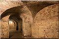 TL4301 : Cellar, Copped Hall, Essex by Christine Matthews