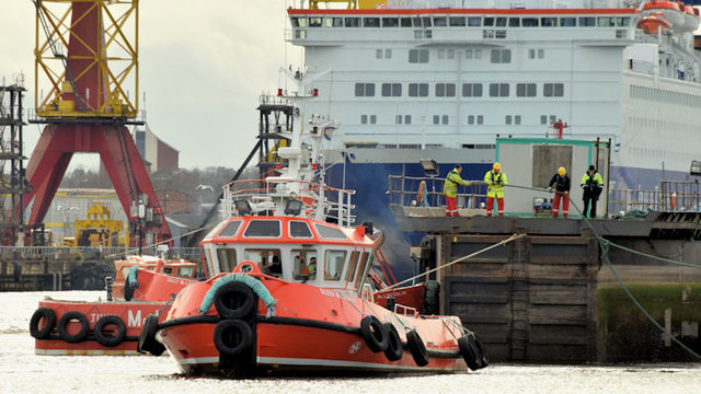 Tugs, Musgrave Channel, Belfast - March 2016(1)