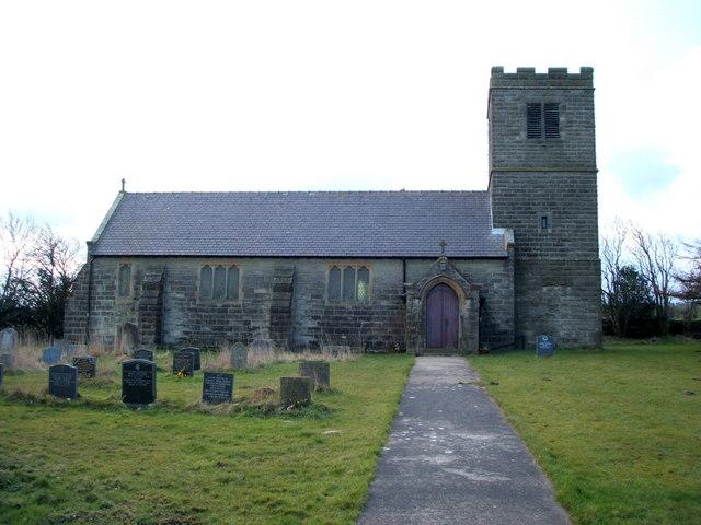 St. John the Baptist's Church, Staintondale