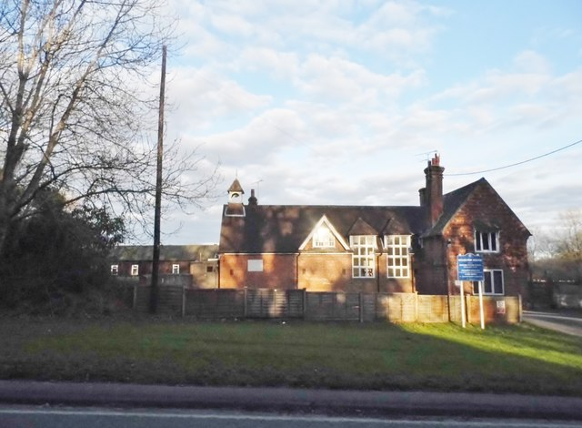 Woodyer House School, Grafham