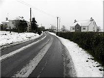 H4277 : Dunteige Road, Gortnacreagh by Kenneth  Allen