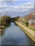 SO9494 : Birmingham Canal Navigations near Deepfields, Coseley by Roger  Kidd
