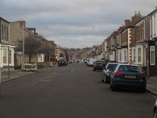 Stanley Street, Blyth