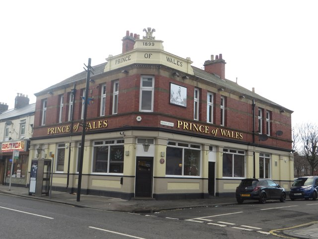 The Prince of Wales, Waterloo Road, Blyth