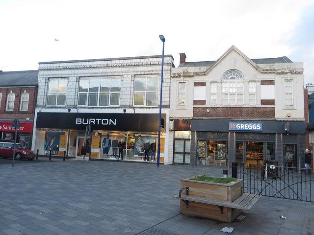 Burton and Greggs, Blyth
