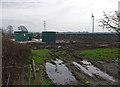 SD4261 : Fanny House Farm solar farm by Ian Taylor