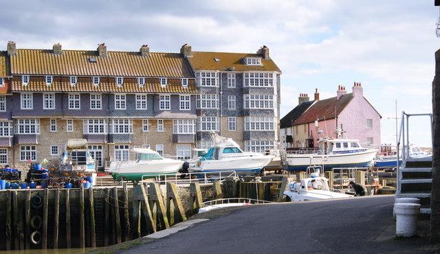 Pier Terrace in Westbay