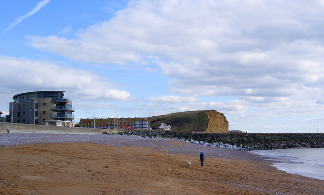 The Beach at Westbay