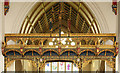 TQ3976 : All Saints, Blackheath - Rood by John Salmon