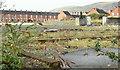 J3174 : Vacant site, Lanark Way, Belfast (March 2016) by Albert Bridge