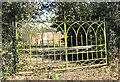 TG3608 : Ornate gate by Evelyn Simak