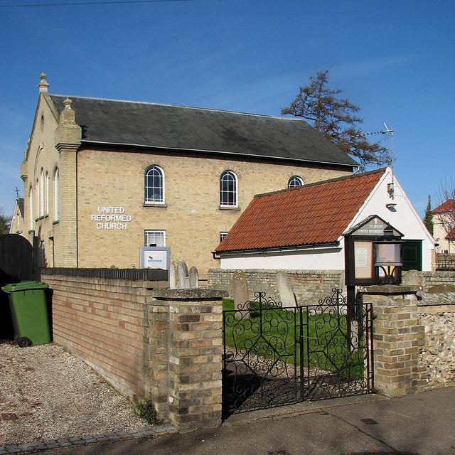 Fulbourn United Reformed Church