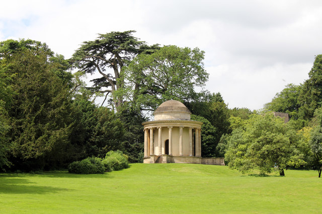 Temple of Ancient Virtue, Stowe Park