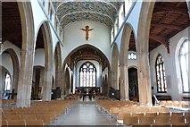TL7006 : Interior of Chelmsford Cathedral, Essex by Derek Voller