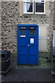 TQ8109 : Police Box on Station Road, Hastings by Ian S
