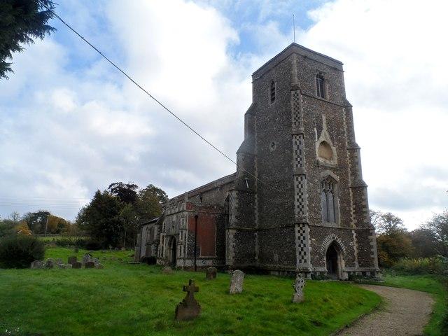 St Mary, Parham
