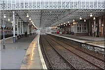 NS4864 : Paisley Gilmour Street Train Station by Garry Cornes