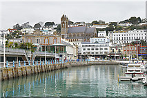 SX9163 : Torquay old harbour by Alan Hunt
