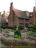 TM1644 : The Tudor Merchant's House, Christchurch Park, Ipswich by Humphrey Bolton