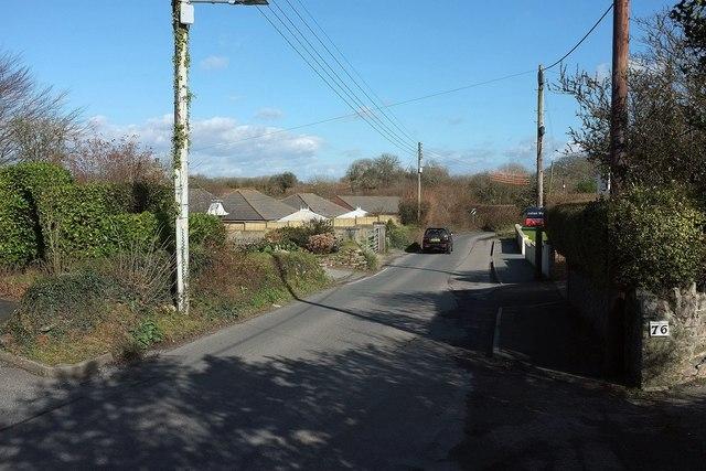 Sherford Road, Elburton