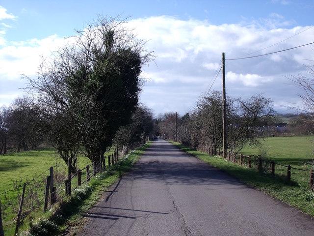 Causeway to Church Mayfield