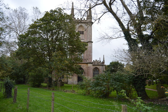 Church of St Lawrence