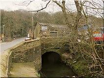SE2332 : Troydale bridge by Stephen Craven
