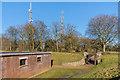 TQ2552 : Reigate Fort by Ian Capper