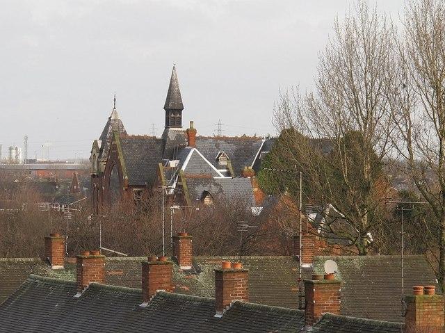Beverley Road junction, Hull
