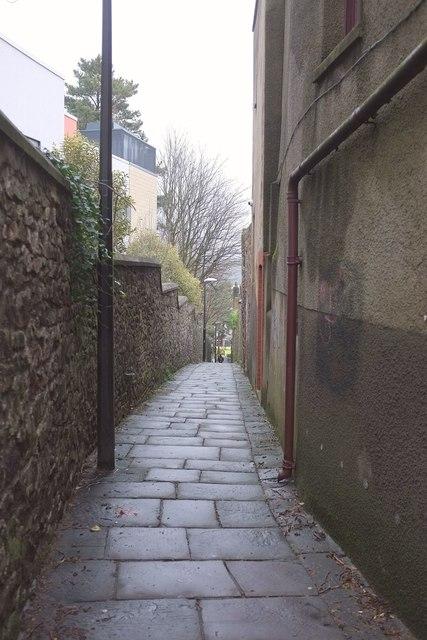 Robin Hood Lane, Bristol