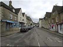 SO8700 : High Street, Minchinhampton by Jaggery