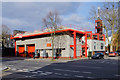 TQ2481 : North Kensington Fire Station, Ladbroke Grove by Julian Osley