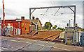 NZ2494 : Widdrington station, ECML 2002 by Ben Brooksbank