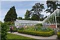ST1277 : Greenhouses St Fagans by Nigel Mykura