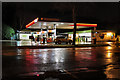 SD7807 : Texaco Filling Station, Bury Road by David Dixon