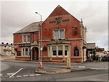 SD6311 : Horwich, The Crown Hotel by David Dixon