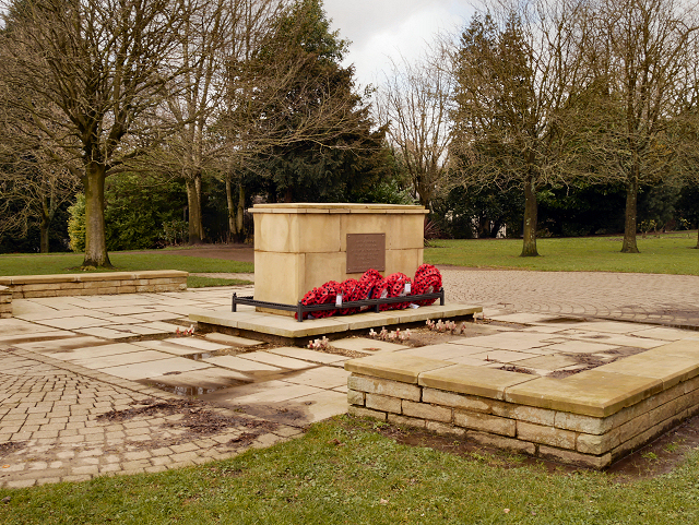 War Memorial and Garden of Remembrance