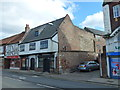 TF4609 : The Half Moon Inn (Site of) - Public Houses, Inns and Taverns of Wisbech by Richard Humphrey