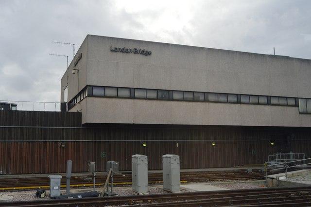 London Bridge Signalbox